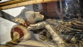Mumie z krypty kapucynów w Brnie