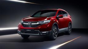 Honda CR-V - nowy SUV dla Europy