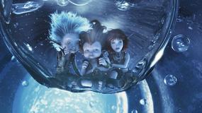 """Fragment filmu """"Artur i Minimki 3. Dwa światy"""" - Podwodne Minimki"""
