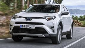 Toyota RAV4: hybryda na dwudzieste urodziny