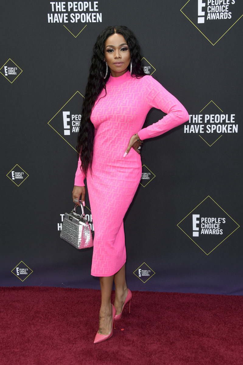 Bonang Matheba serve classy goals at E! People's Choice Awards 2019 [Essence]
