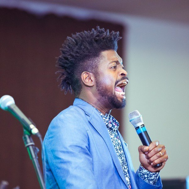 Basketmouth thinks comedians are getting lazy