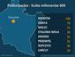 Podkarpackie - liczba milionerów 604, wzrost o 20 proc.