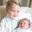 György herceg így örült kishugának. Fotó: Northfoto, Puzzlepix