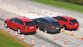 Hyundai i30 kontra Opel Astra i Skoda Octavia - kombi w dobrym formacie