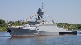 Korwety typu Bujan i Bujan-M - niewielkie jednostki, z którymi wrogowie Rosji muszą się liczyć