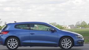VW Scirocco nie musi mieć 200 KM