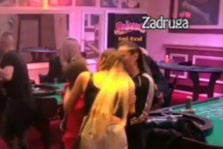 Luna poljubila Matoru: Evo kako je Sanja odreagovala!