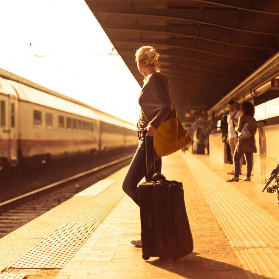 Podróż pociągiem