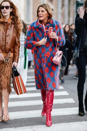 Must have: kolorowe płaszcze