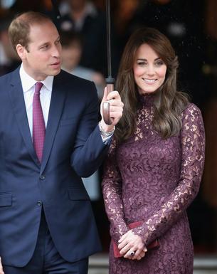 Best Look: Księżna Catherine w sukience Dolce & Gabbana