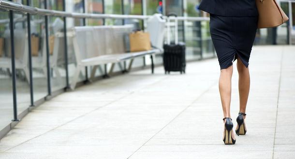 Wyszczuplanie przez ubranie: buty