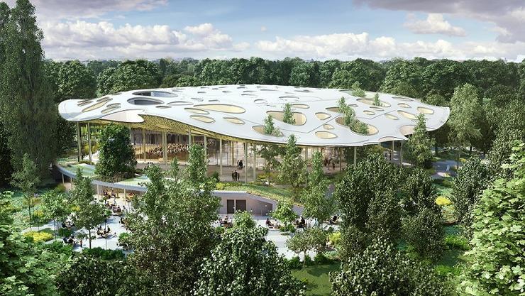 Az ikonikus épület oktatási, múzeumi intézményként és koncerthelyszínként fog  funkcionálni
