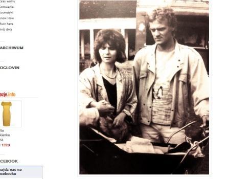 Małgorzata i Donald Tusk