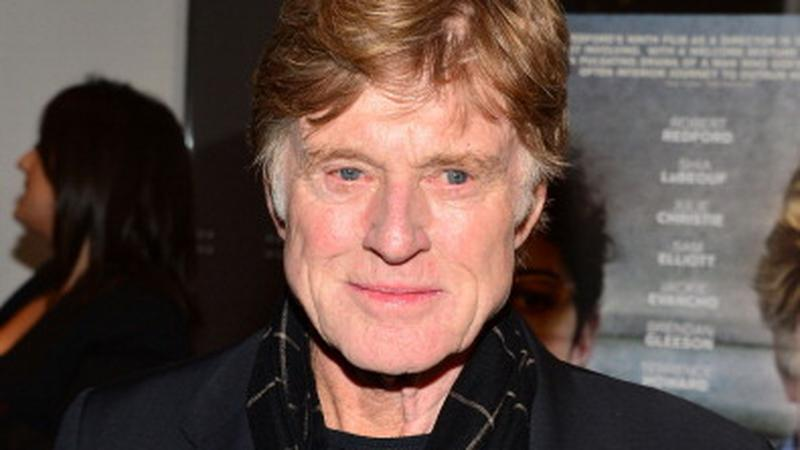Robert Redford (fot. Getty Images)