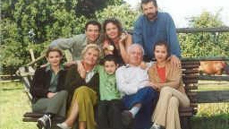 Filmowa rodzina Mostowiaków
