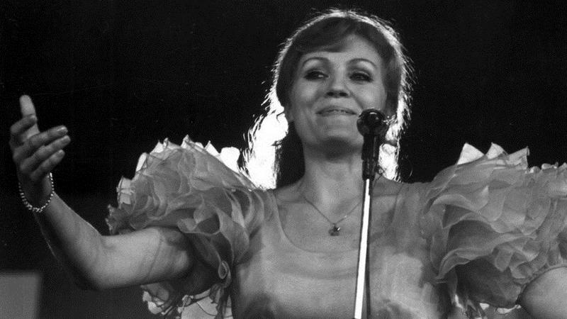 Anna German (fot. East News)