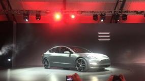 Tesla Model 3 z trybem Ludicrous