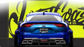 Kia Stinger stuningowana przez West Coast Customs