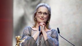 Berlinale: Meryl Streep właścicielką Honorowego Złotego Niedźwiedzia