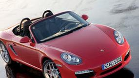 Los Angeles 2008: Porsche Boxster i Cayman po faceliftingu