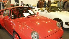 Techno Classica 2011: 2500 oldtimerów i 200 tys. zwiedzających