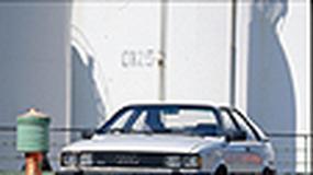 Audi Coupé GT 5S - Z sylwetką rajdowego mistrza