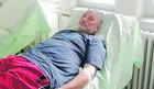 HUMANOST BEZ GRANICA Kruševljanin dao krv 150 puta