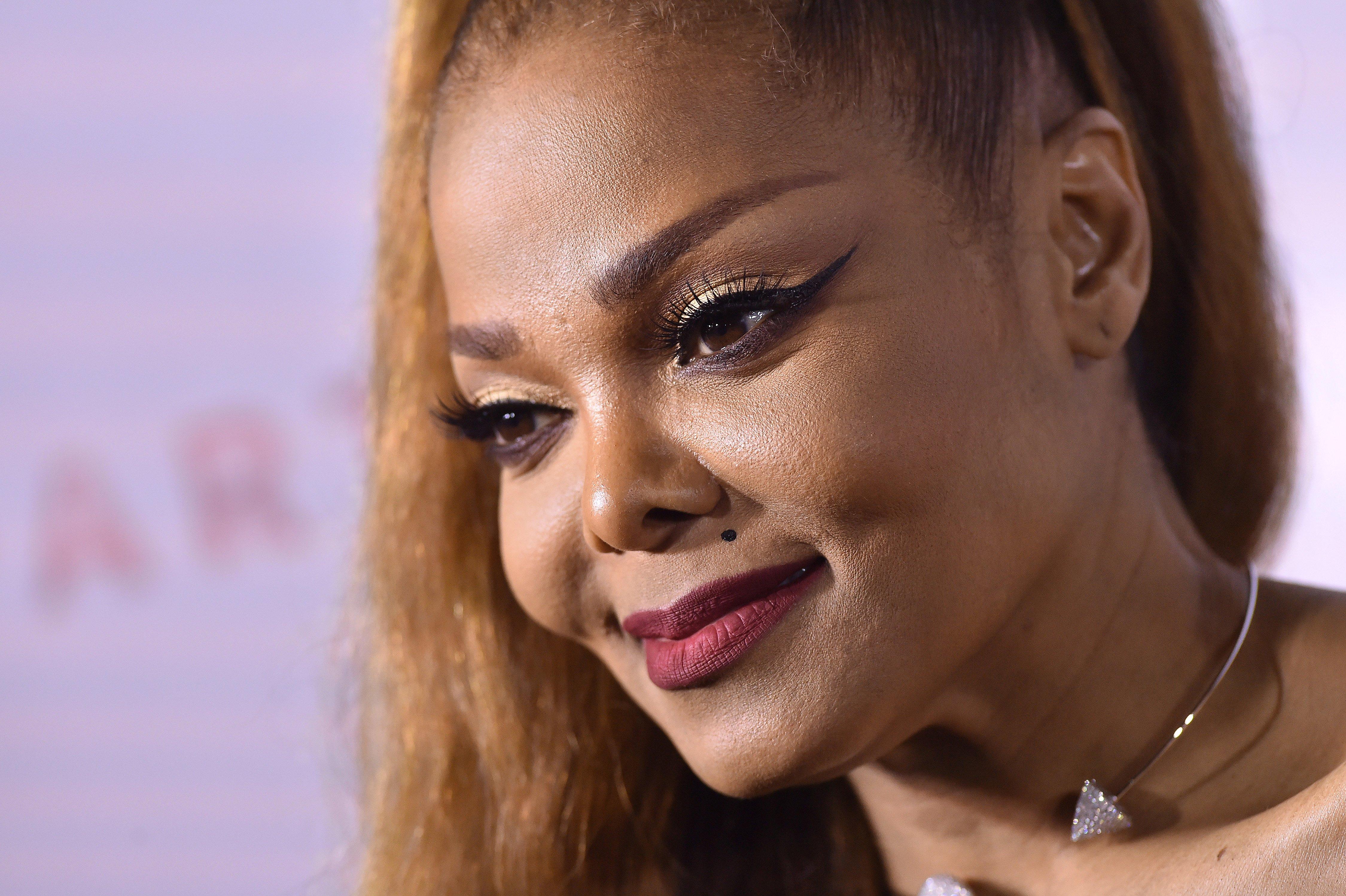 Janet Jackson fogyókúrája