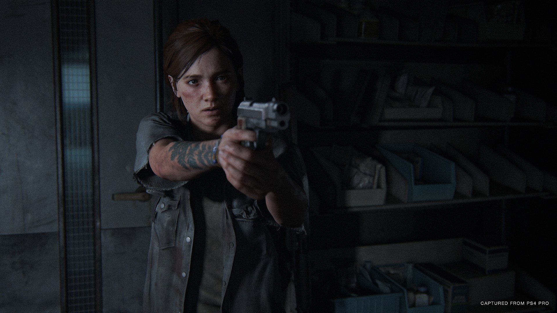Ellie sa vydáva na cestu neľútostnej a brutálnej pomsty.