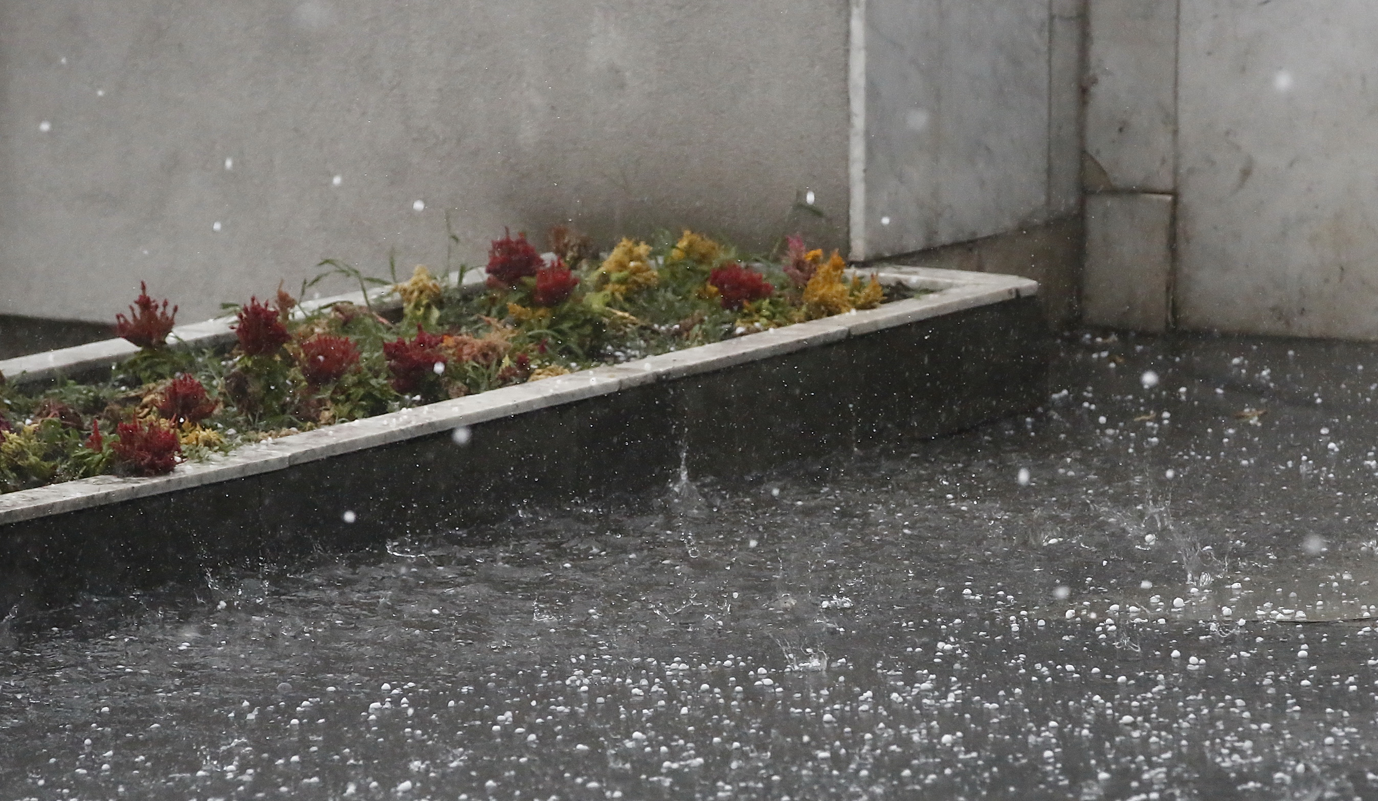 Drámai a helyzet Keszthelyen: utcákat, házakat, pincéket öntött el az eső