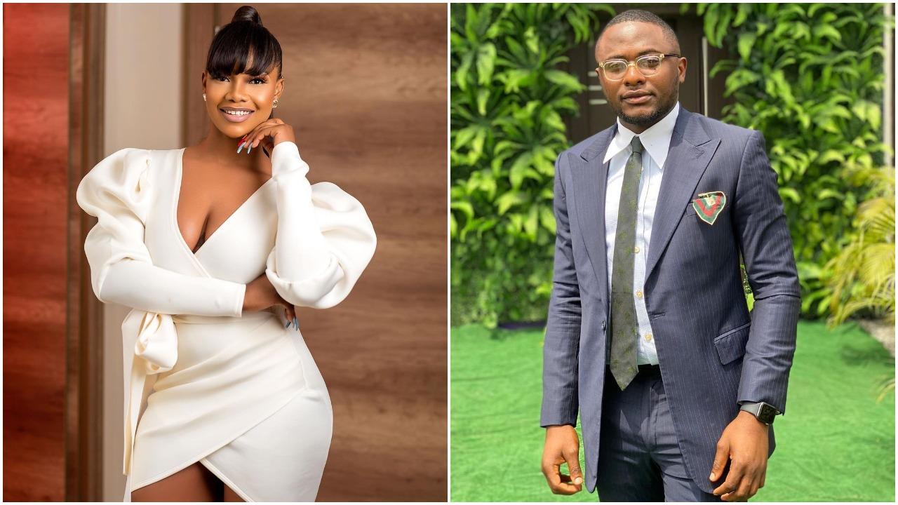 Ubi Franklin says he really wished Tacha didn't make it to Big Brother Naija [Instagram/SumplyTacha] [Instagram/UbiFranklinTripleMG]