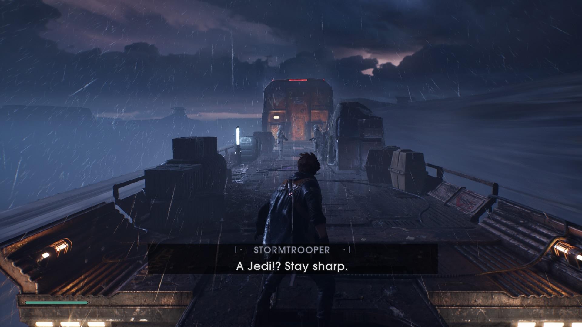 Protagonistovi ide po krku celé Impérium.