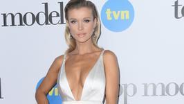 Joanna Krupa o swojej sukni: nie mogę w niej oddychać