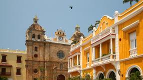 Kolumbia - Cartagena - perła kolonialnej architektury