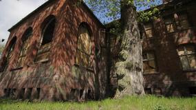 Opuszczony szpital w Owińskach - nawiedzone miejsce?