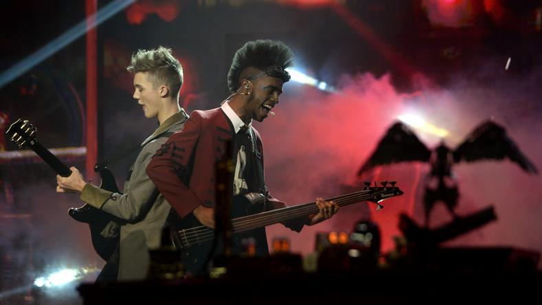 Eurovíziós Dalfesztivál - Első középdöntő /Fotó: MTI