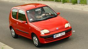 Fiat Seicento - wciąż nie brakuje mu zalet