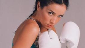Natalia Oreiro w roli bokserki