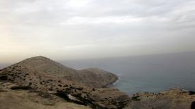 Przylądek Engela w Tunezji - najbardziej wysunięty na północ punkt Afryki