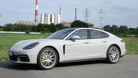 Porsche Panamera 4 E-Hybrid – Prius dla snobów | TEST