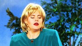 Ewolucja twarzy Joanny Kurowskiej