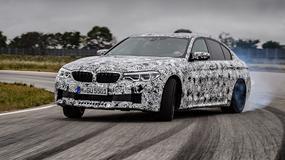 Nowe BMW M5 - wiemy coraz więcej