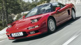 Honda NSX - japońskie Ferrari