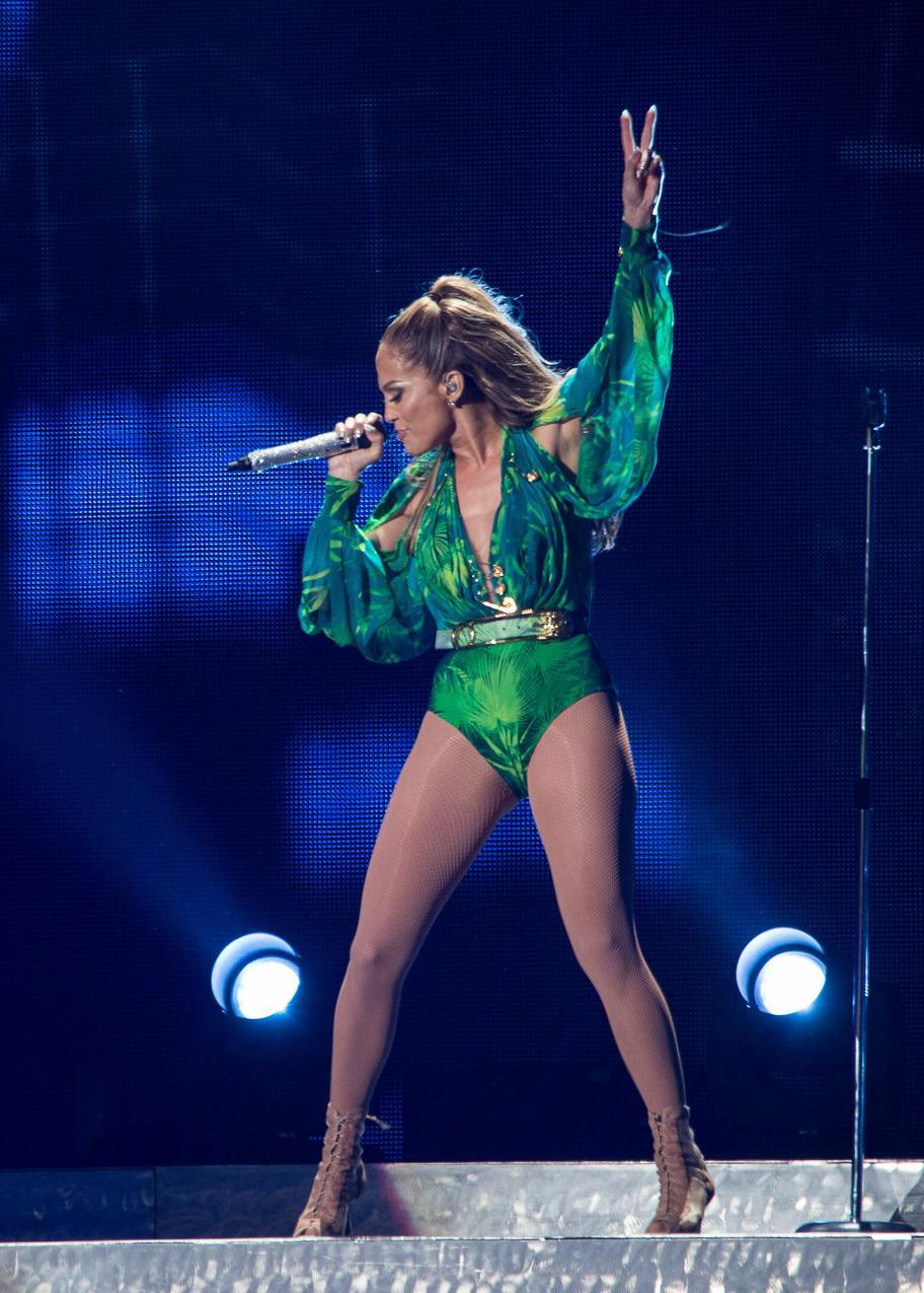 Jennifer Lopez / fot. Getty Images
