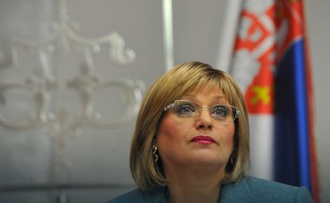 Jorgovanka Tabaković, guvernerka Narodne banke Srbije