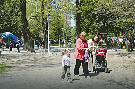 Rekonstruisan Taš biće uređen po ugledu na Mali Tašmajdan koji je renoviran pre tri godine