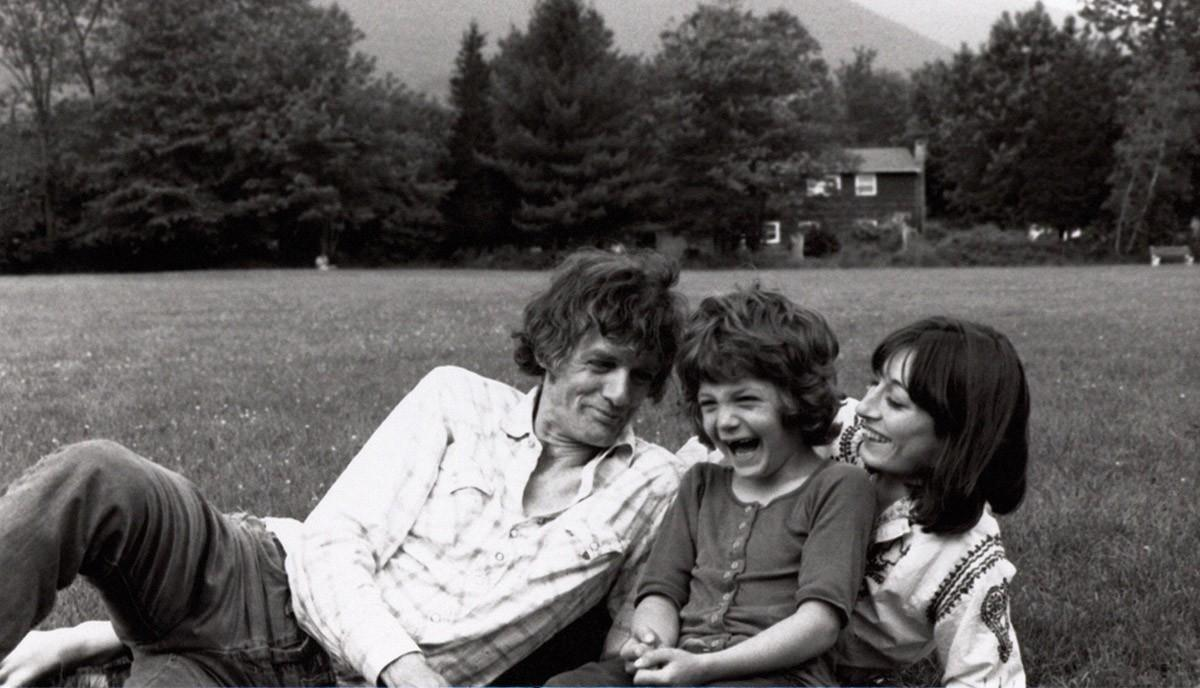 Terry Richardson z rodzicami / purple.fr