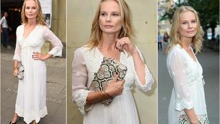 Best Look: Magdalena Cielecka w romantycznej sukience