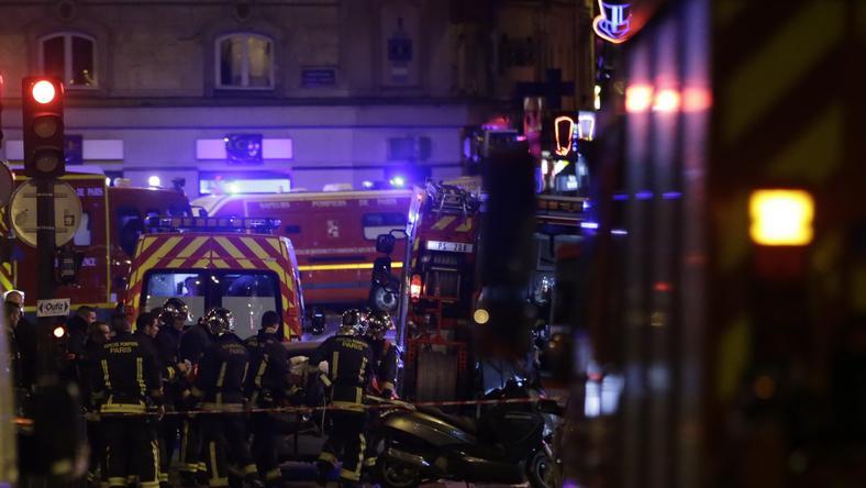 A terrortámadásnak 130 áldozata volt/Fotó-AFP